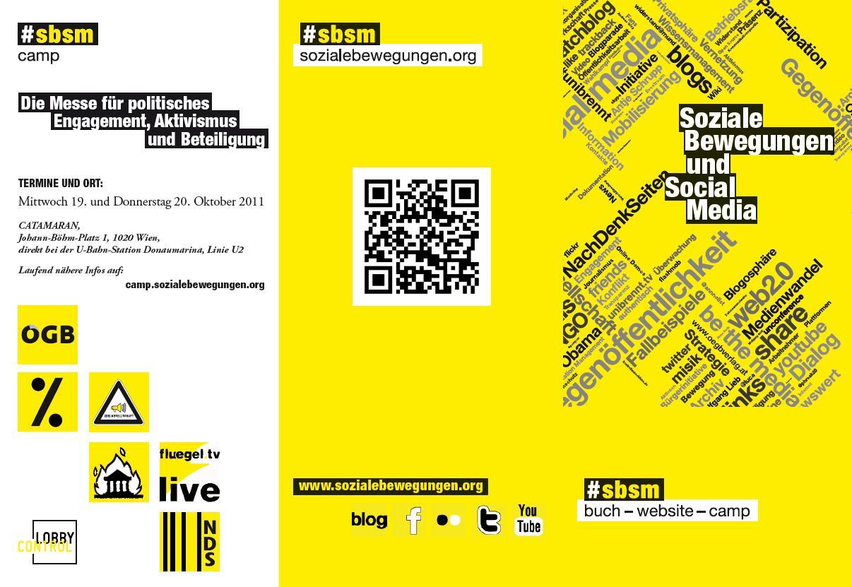 sbsm - Buch, Website, Camp