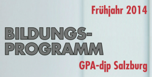 GPA-djp Salzburg 1-2014